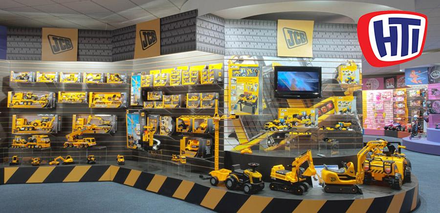 Британская компания HTI (Halsall Toys International)