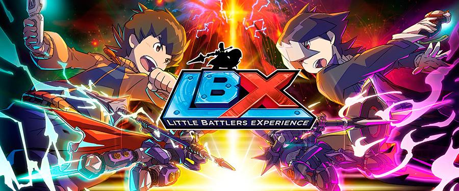LBX Битвы Маленьких Гигантов