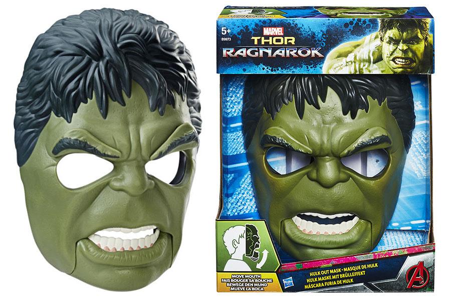 Hasbro Avengers B9973 Маска Халка
