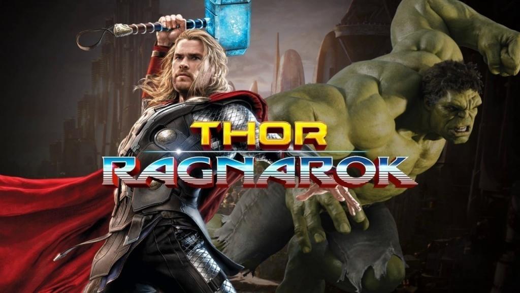 Тор Рогнарек - примерьте на себя образ любимых героев!