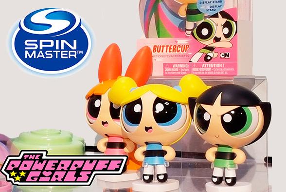 Игрушки Суперкрошки Powerpuff Girls