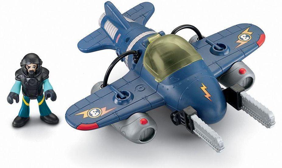 Imaginext T5308 Ассортимент самолётов