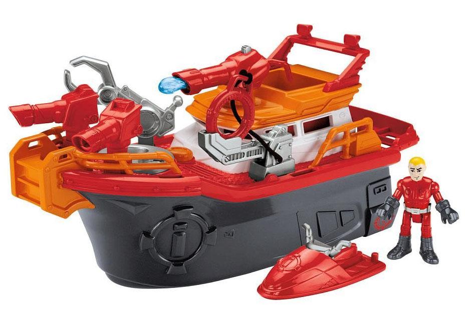 Imaginext CGH88 Пожарный катер