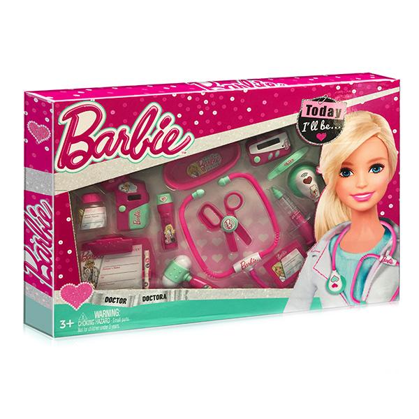 Corpa D124 Игровой набор юного доктора Barbie большой