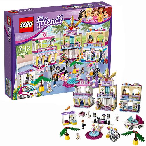 Lego Friends 41058 Лего Подружки Торговый центр Хартлейк Сити