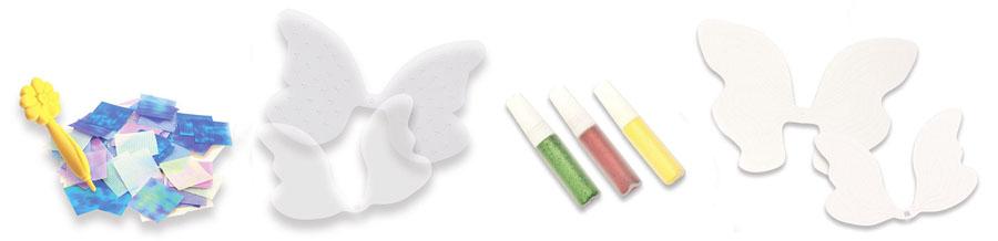 Куклы Феи Букетик и Тюльпан Shimmer Wing инструменты