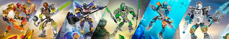 Lego Bionicle 2016