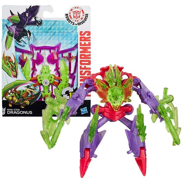 Transformers B0763 Трансформеры Роботс-ин-Дисгайз Миниконс