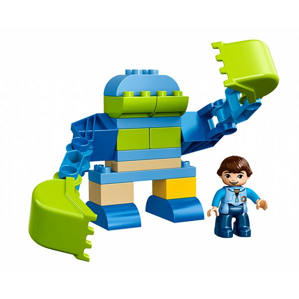 Lego Duplo 10825 Лего Дупло Экзокостюм Майлза
