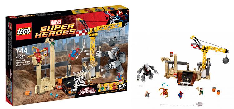 Lego Super Heroes 76037