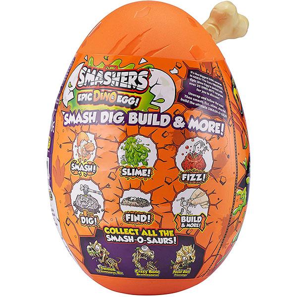 Zuru Smashers 7448 Smashers Гигантское яйцо динозавра