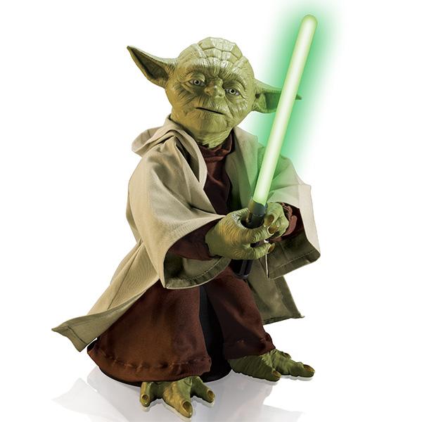 Spin Master Star Wars 52108 Звездные Войны Йода интерактивный