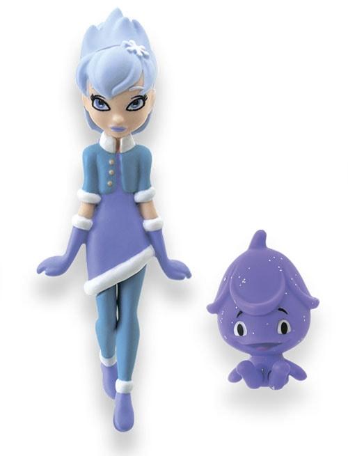 Кукла Фея Снежинка Shimmer Wing