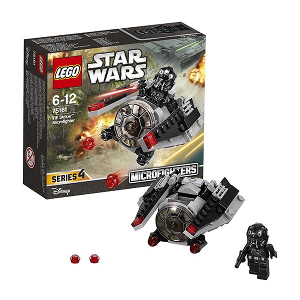 Lego Star Wars 75161 Лего Звездные Войны Микроистребитель-штурмовик TIE