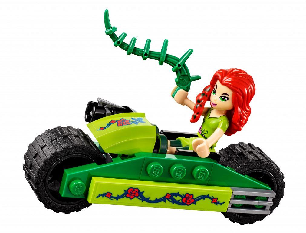 LEGO DC Super Hero Girls 41232 Лего Супергёрлз Школа Супергероев
