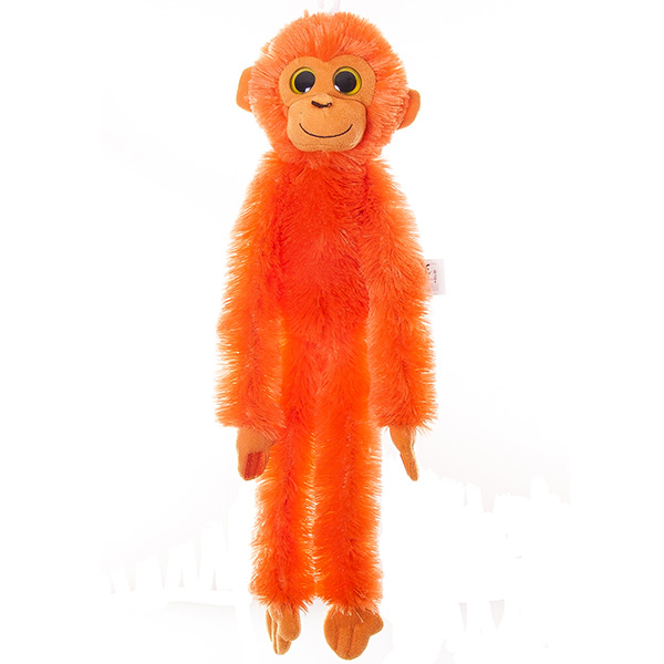 Aurora 10-653 Аврора Шимпанзе оранжевый 50 см