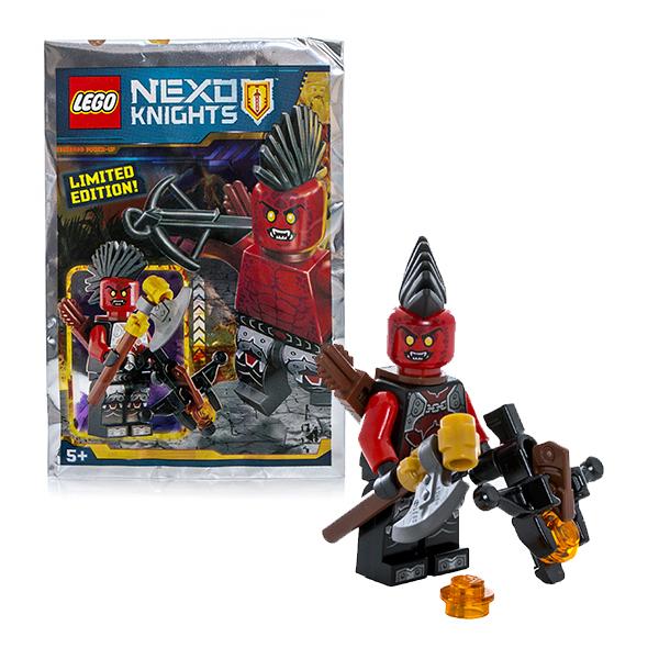 Lego Nexo Knights 271605 Лего Нексо Огненный воин