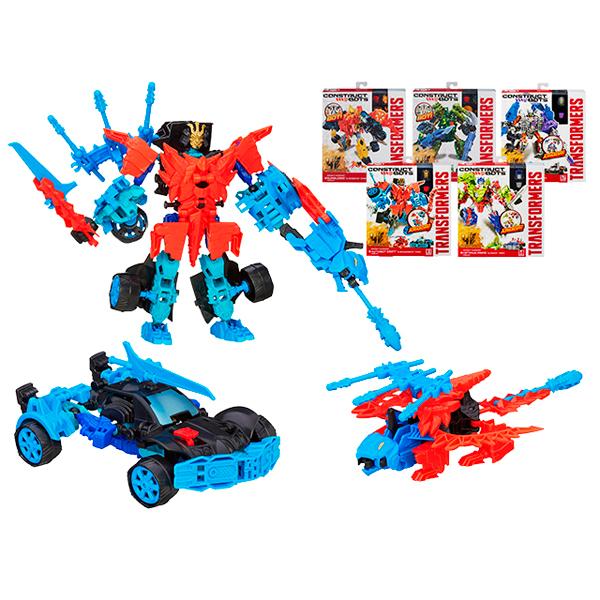 Transformers A6149 Трансформеры Констракт-Боты: Войны