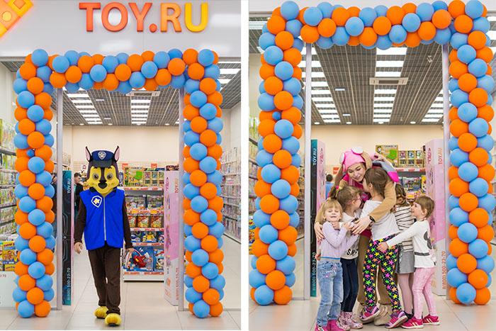ростовая кукла и аниматор в TOY.RU