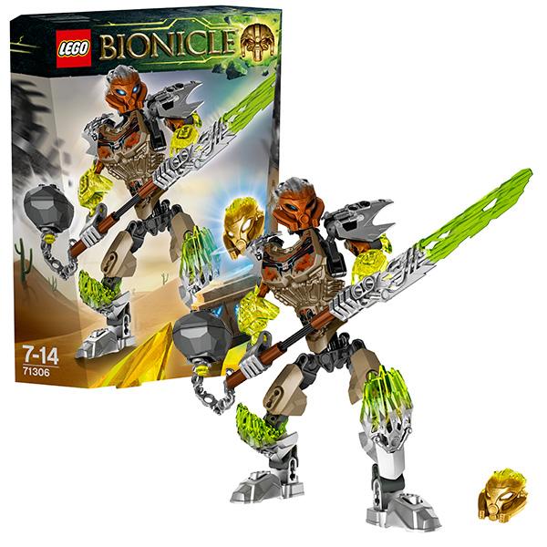 Лего Бионикл Похату - Объединитель Камня 71306