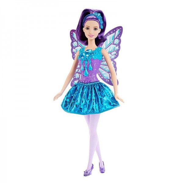 Barbie DHM55 Барби Кукла-принцесса Gem Fashion