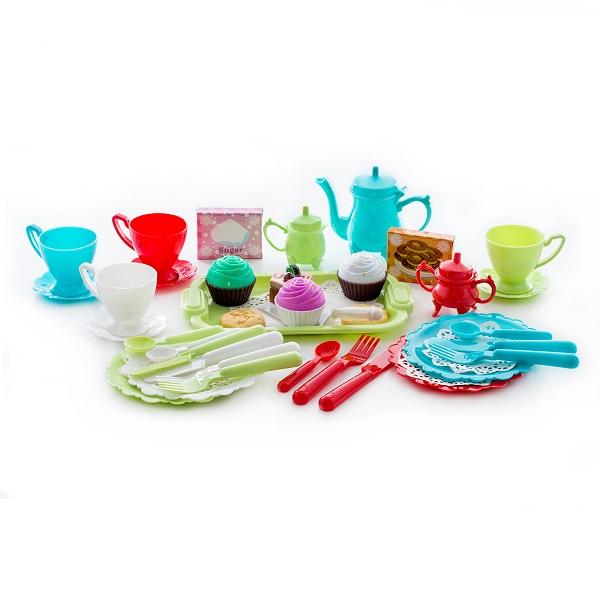 Boley 74537KM Игровой набор «Чайная вечеринка» 45 предметов