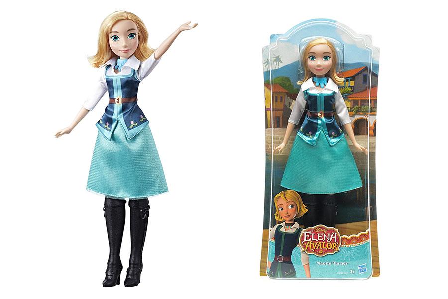 Hasbro Disney Princess C1807 Модная кукла Елена - принцесса Авалора (в ассортименте)
