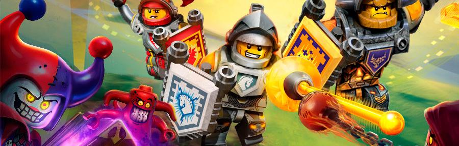 Лего Нексо