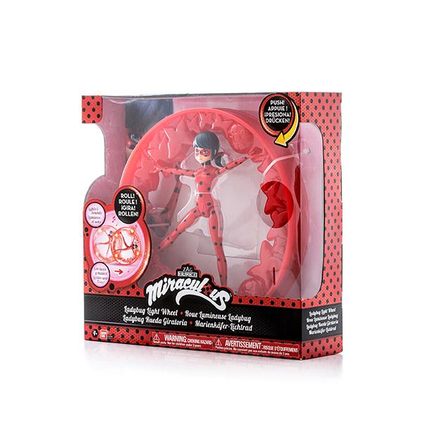 Леди Баг 39740 Кукла 19 см в обруче со звуковым и световым эффектом