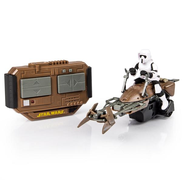 Радиоуправляемая модель Airhogs 44546 Эйрхогс Звездные Войны Скоростной байк