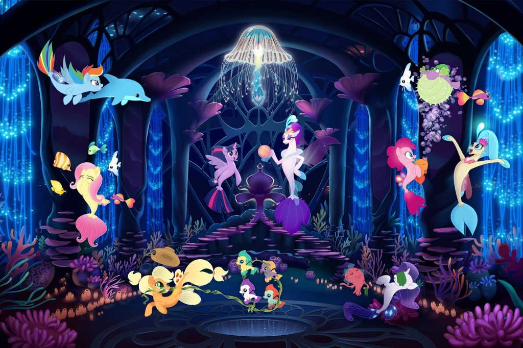 «My Little Pony: The Movie» - Май Литтл Пони в Кино!