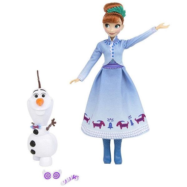 Hasbro Disney Princess C3382.C3384 Холодное сердце Рождество с Олафом Анна.jpg