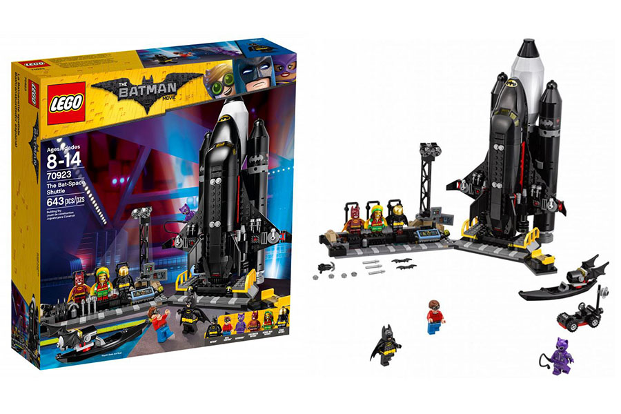 Lego Batman Movie : Космический шаттл Бэтмена 70923