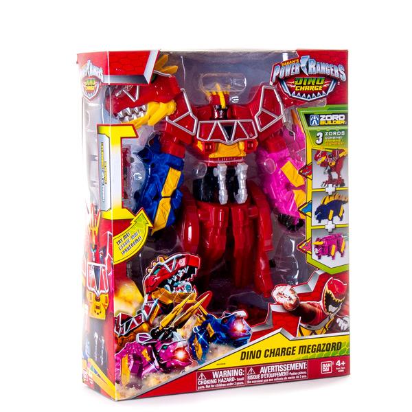 Power Rangers Samurai 42095 Пауэр Рейнджерс Дино Мегазорд DX