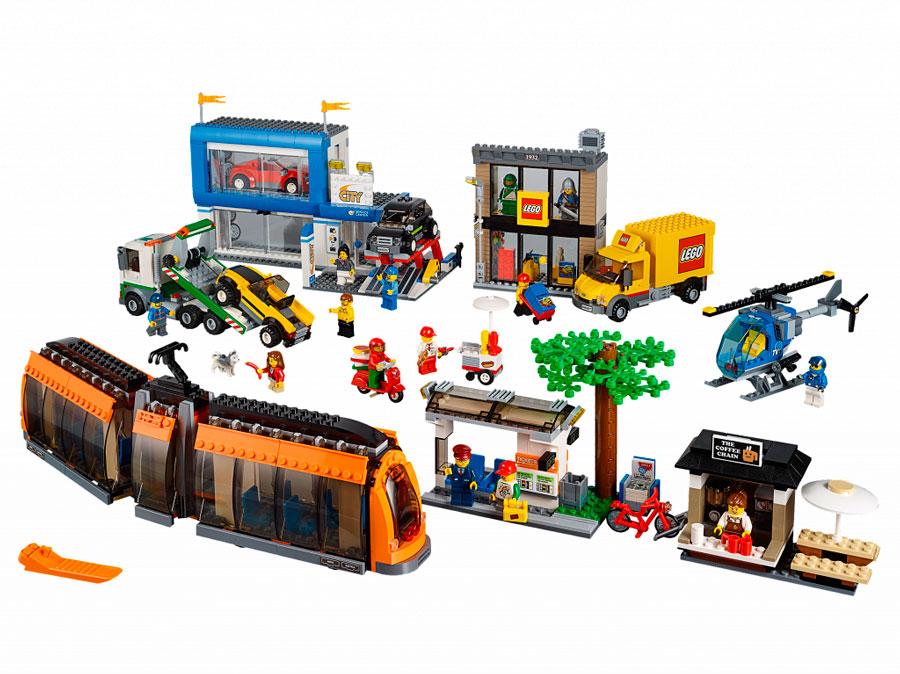 Lego-City-60097-Лего-Городская-площадь