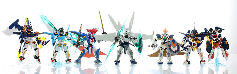 Игрушки роботы LBX