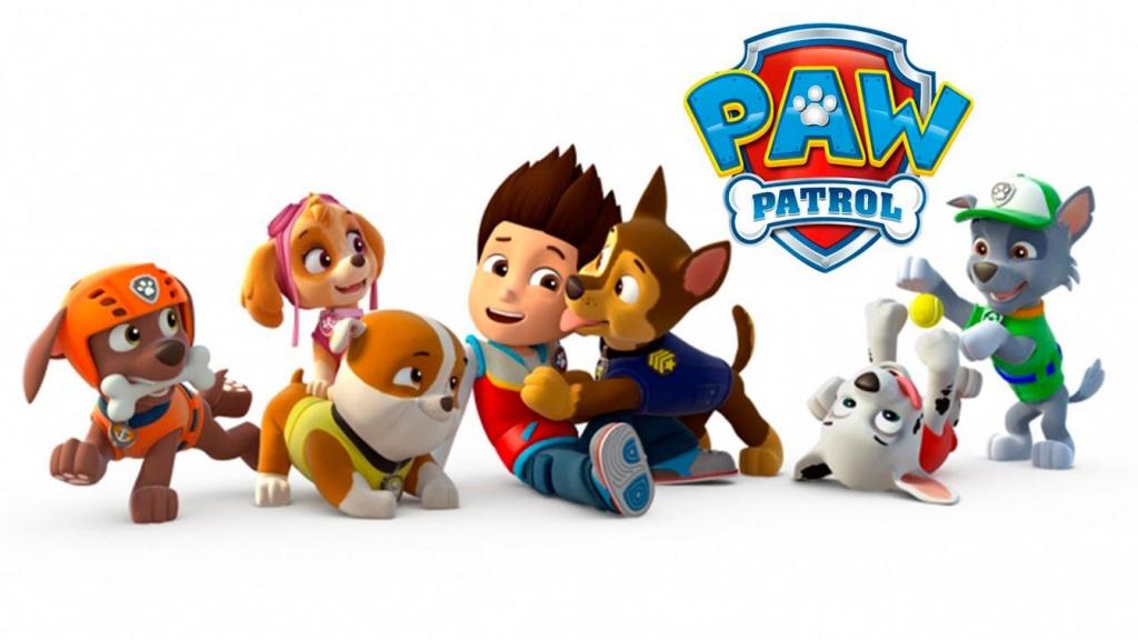 Paw Patrol Щенячий патруль