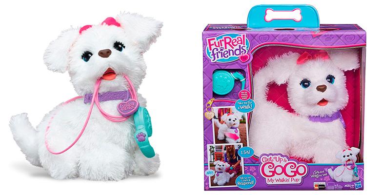 Furreal Friends Интерактивный щенок ГоГо