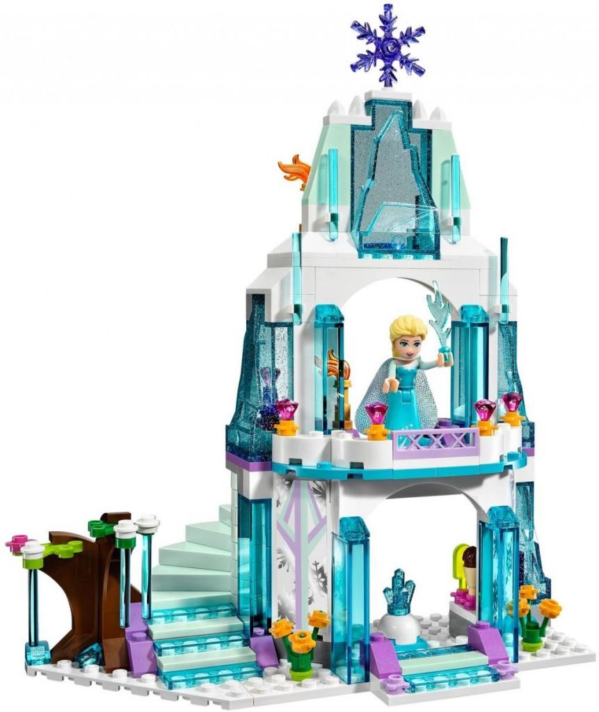 f0245Конструктор Lego Disney Princess 41062 Ледяной замок Эльзы