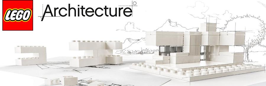Конструктор Лего Архитектура