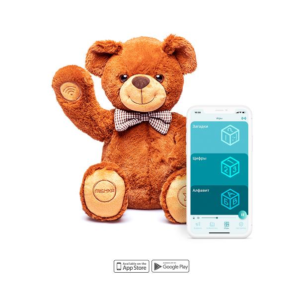 Умный Мишка 20190020401 Игрушка интерактивная