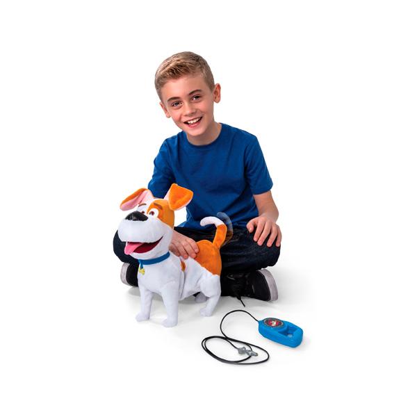 Secret Life of Pets 72822 Тайная жизнь домашних животных Плюшевый герой Макс
