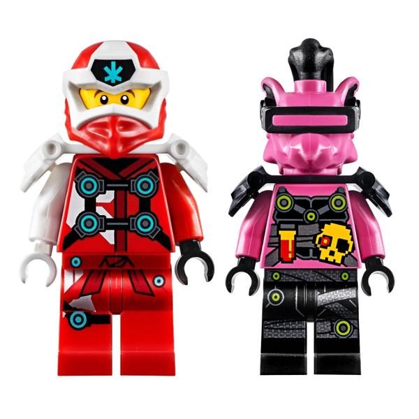 LEGO Ninjago 71707 Конструктор ЛЕГО Ниндзяго Реактивный самолёт Кая