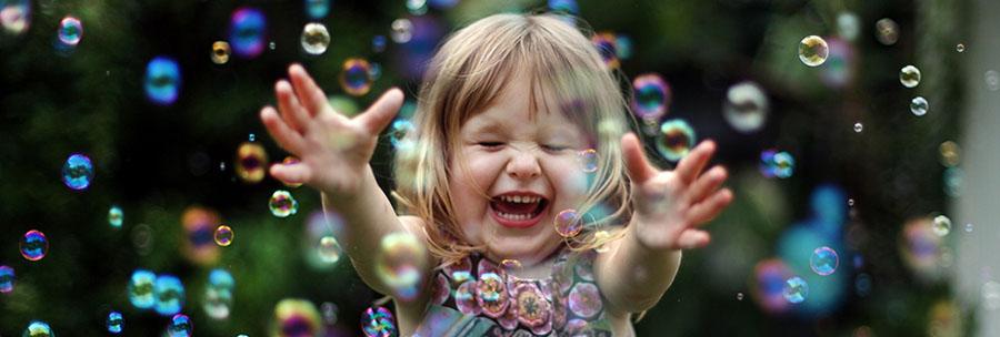 День пускания мыльных пузырей