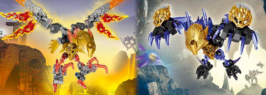 Лего Биониклы 2016 Тотемные Животные