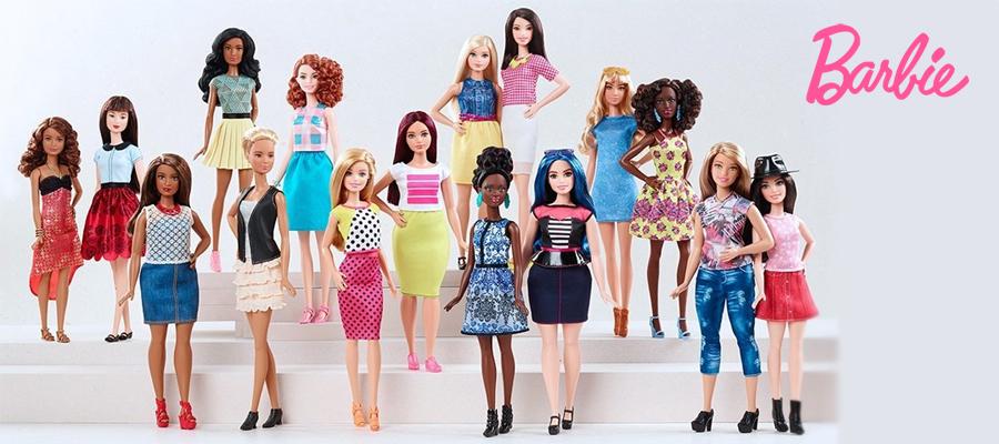 Игрушки Barbie