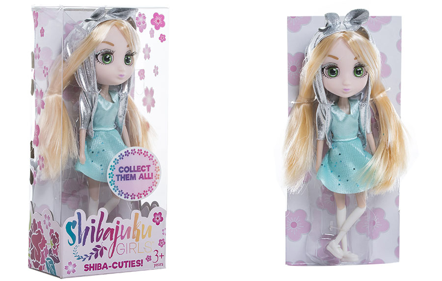 мини кукла Коэ