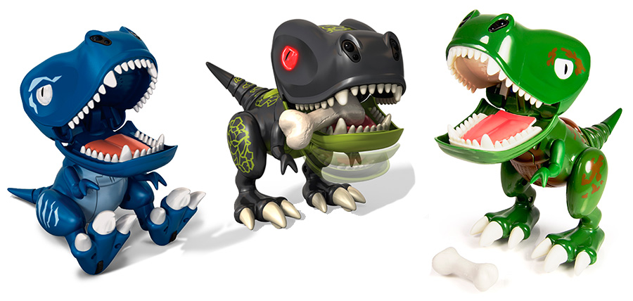 Динозаврик Dino Zoomer