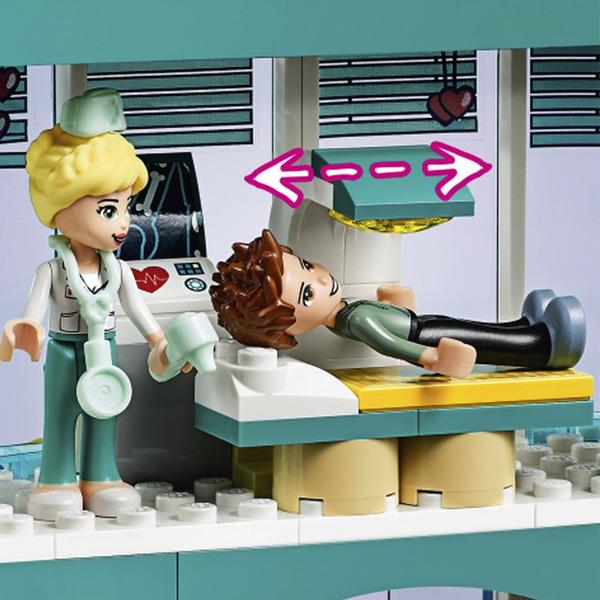 LEGO Friends 41394 Конструктор ЛЕГО Подружки Городская больница Хартлейк