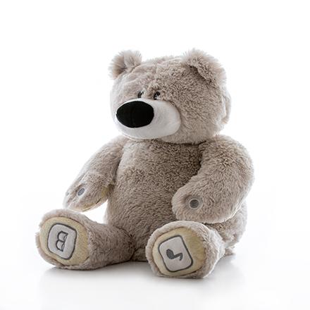 Luv'n Learn 20010L Интерактивный медведь серый